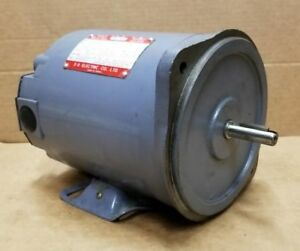 Sd Electric Co Ltd 1 3 Hp 1750rpm 230vac Single Phase Auger Motor Sdt 2504