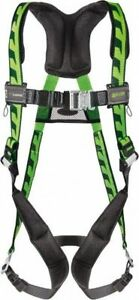 New Miller Aircore Ac qc ugn Full Body Harness Large x large 612230198121 400lb