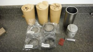Farmall C 123 Sleeve Piston Kit Models 100 130 140 200 230 240 Super C