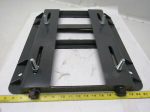 Adjustable Steel Motor Base take Up For Nema Frame 286t