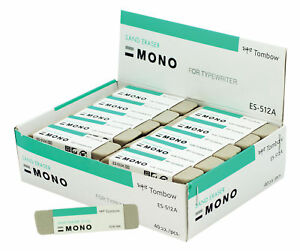57304 Tombow Mono D Colored Pencil Eraser Display