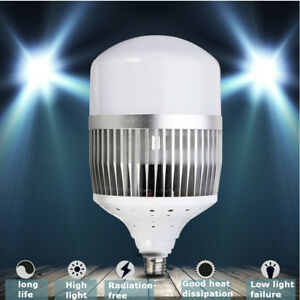 150w Led High Bay Light Bright White Bulb Lamp Lighting Fixture Factory Industry