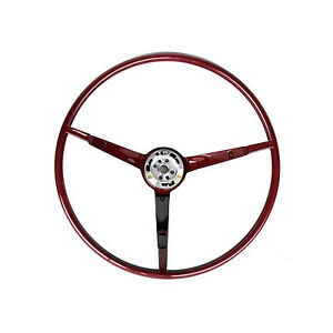 Replacement Steering Wheel For 1964 1966 Ford Mustang Gmk3020540656