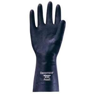 Ansell Protective Products 18 in Pair Of Neoprene Lined Gloves