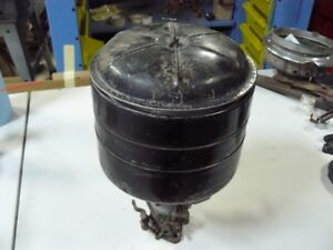 1946 1948 Plymouth Oil Bath Air Cleaner And Carburetor