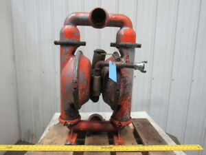 Wilden M15 76mm 3 Double Diaphragm Transfer Pump 125 Psi Max
