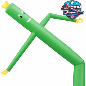 Inflatable Air Puppet Dancer Tube Guy 20 Tall Green blower Not Included