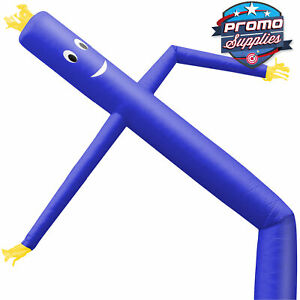 Inflatable Air Puppet Dancer Tube Guy 20 Tall Blue blower Not Included