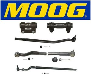 Moog Inner Outer Tie Rod End Kit Fits 2001 Ford F 250 Super Duty 4x4 4wd F250
