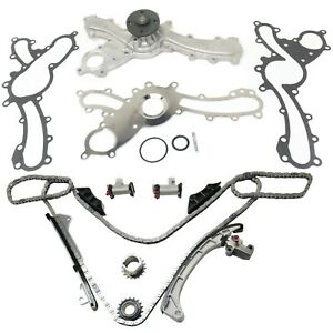Timing Chain Kit For 2006 2013 Lexus Is250 2006 Gs300 Includes Water Pump