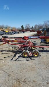 2012 New Holland Prorotor 3223 Hay Rake Stk 35641