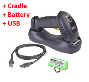 Motorola Symbol Ds6878 Cradle Wireless Barcode Scanner Bluetooth warranty