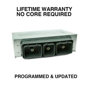 Engine Computer Programmed Updated 2002 Ford Thunderbird 2w6a 12a650 Ed Hde3