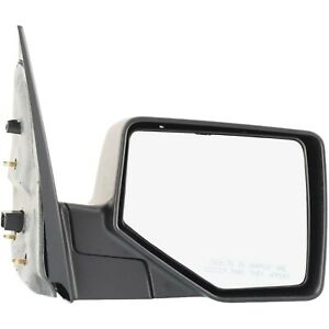 Manual Mirror For 2006 2010 Ford Explorer 2007 2010 Explorer Sport Trac Right