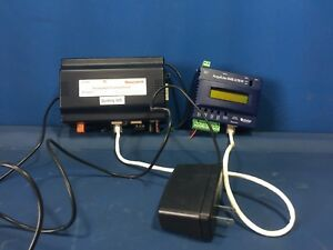 Obvius Acquilite Emb A7810 Data Acquisition Server W cp 600 Controller