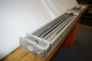 Linear Stage Actuator Table 35 Travel 5mm Screw Pitch Hlps 35 150 5 0mm