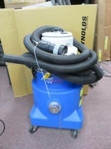 Dcm Clean air Hazardous Waste Hepa Vacuum Model 50030