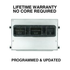 Engine Computer Programmed updated 2011 Lincoln Zephyr Ae5a 12a650 drb Rsy1 3 5l