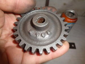 1 1 2 Hp John Deere Magneto Gear For Hit Miss Gas Engine