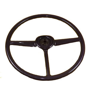 Chevrolet Chevy Gmc Truck Steering Wheel Brown 1946