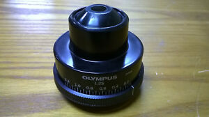 Olympus Bh2 Series Microscope Condenser