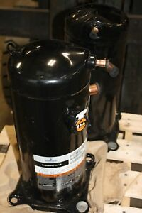 New 5 Ton Copeland Scroll Compressor Zr57kce tf5 230 208 230v 3 P R410a