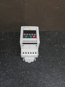 Allen Bradley 160s aa04nsf1 Series C Variable Speed Controller 0 75ks 1 Hp