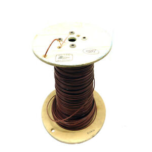 725 New Cme Wire Cable Qi Series E95989 10awg Solid Copper Wire Spool