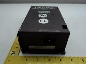 Advanced Motion Controls B25a20acp inv Brushless Pwm Servo Amplifier T17144
