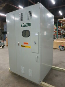 Powell 15kv 600a High Voltage Load Interrupter Switch 3750 Kva 15 13 8 Kv