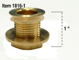 1 Drain Assembly For Drip Tray Draft Beer Kegerator Parts 1816 1