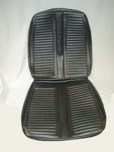 1967 Plymouth Satellite Gtx Front Bucket Seat Covers Pui
