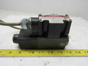 Daikin Jso g02 2na 20 n 100v Single Solenoid Operated Directional Valve