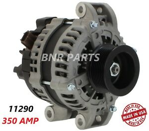 350 Amp 11290 Alternator Ford F Series 6 4l 2008 2010 High Output New Hd Perform