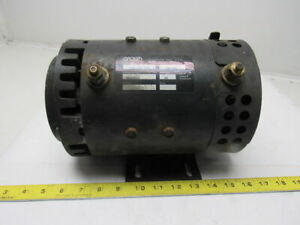 Crown 020113 001 W6ab02 36vdc Forklift Motor From Rc3020 35s