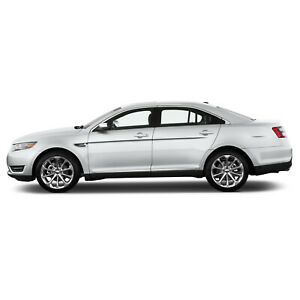Body Side Moldings Lower Chrome Accent Mouldings For Ford Taurus 2010 2018