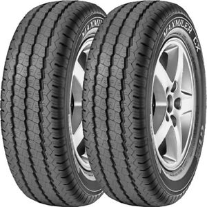 2 New Gt Radial Maxmiler Cx Lt225 75r16 E 10 Ply Commercial Light Truck Tire