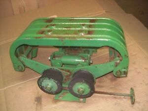Oliver 1600 1800 1900 Farm Tractor Factory Original Seat Frame Very Nice