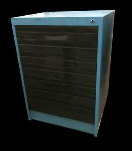 Vidmar Style 7 Drawer Industrial Tool Cabinet 28 5 X 27 5 X 40 2 Available