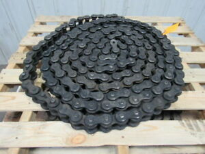 Diamond 160 Single Strand Riveted Roller O ring Chain 2 Pitch 32