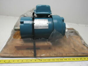 Electra Gear Cbk100etcf1y0001 1hp 1725rpm 230 460v 7 8 Shaft Ac Motor