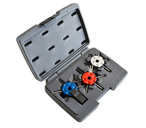 4 Pc Wire Terminal Tools Set Lisle 57750 Terminal Remover Kit With Plastic Box