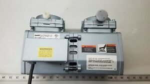 Gast Vacuum Pump Daa v701 eb For Parts nbs01