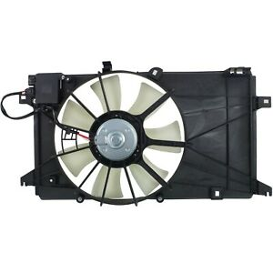 Radiator Cooling Fan For 2006 2010 Mazda 5 W Control Unit