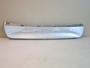 Bmw X4 F26 2014 2015 2016 2017 Rear Bumper Cover Guard Valance Oem 51127347265