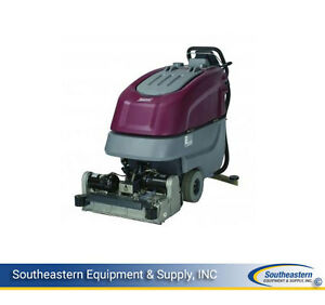 New Minuteman E2830 Cylindrical Automatic Scrubber