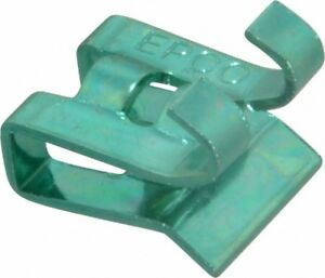 Cooper Crouse hinds Electrical Outlet Switch Steel Grounding Clips Qty 300 Tp706