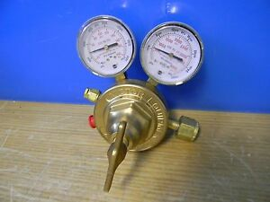 Victor 0781 0527 125 Psi Welding Oxygen Regulator