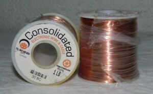 Consolidated Solid Grounding Wire 30 Awg 0 01 Diam 3208 Ft 5 Pack 78264645