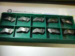 Tool Flo Flas 3r5 At3 Threading Inserts Qty 10